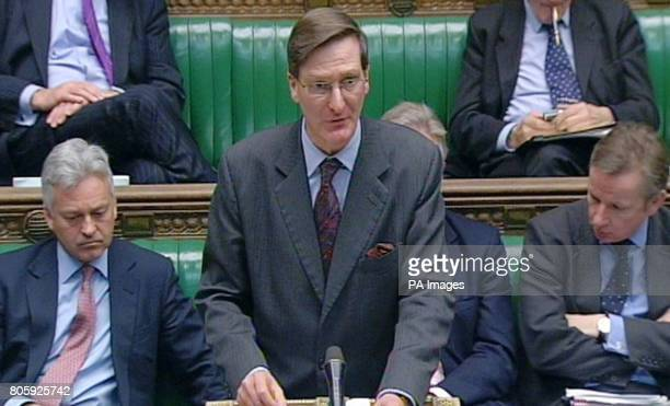 Shadow Secretary of State for Justice Dominic Grieve responds to a statement by Justice Secretary Jack Straw on the return to prison of James...