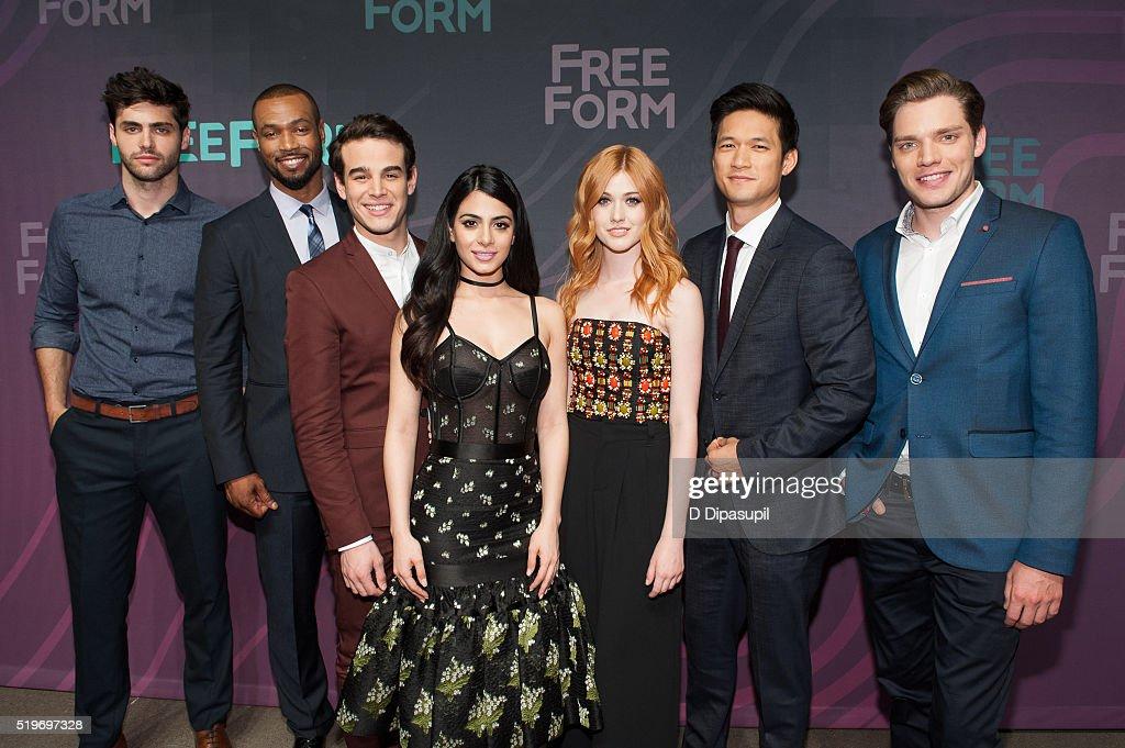 2016 ABC Freeform Upfront : News Photo