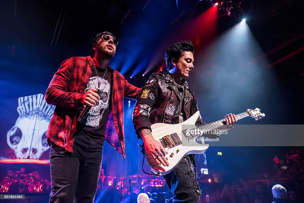 Avenged Sevenfold Perform At Genting Arena - Birmingham
