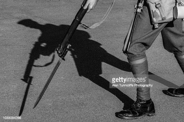 shadows of ww1 - world war one stock pictures, royalty-free photos & images