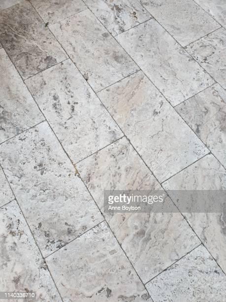 shadow-tone ibiza travertine - トラバーチン ストックフォトと画像