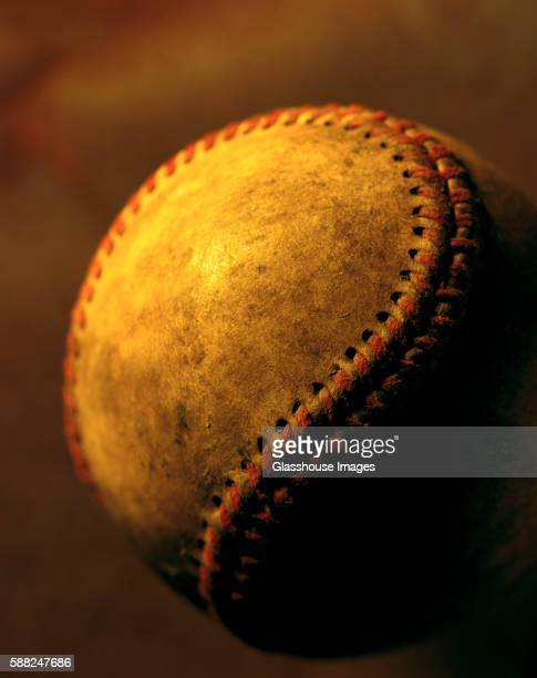 Shadowy Baseball Detail