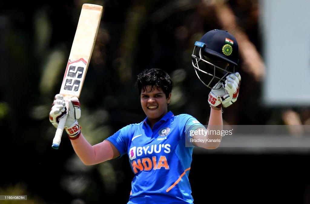 Australia A v India A - 1st Women's ODI : News Photo