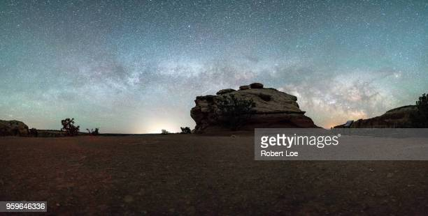 shafers milky way - mesa arch stock pictures, royalty-free photos & images