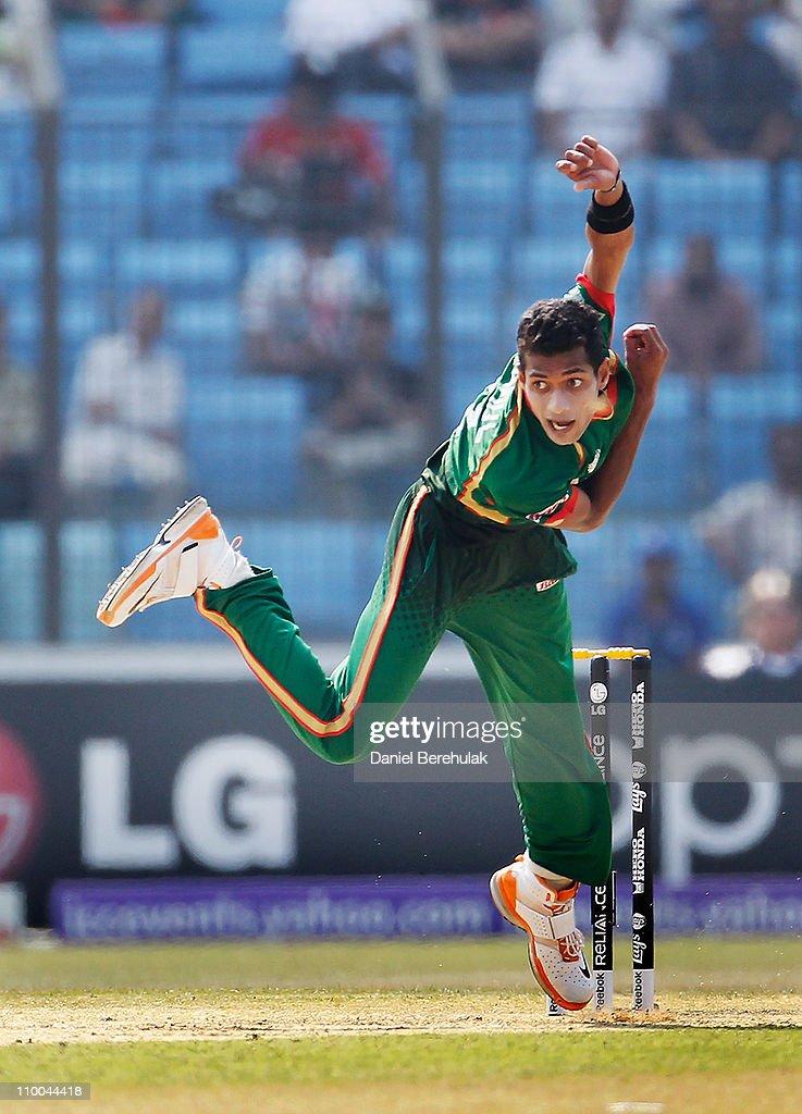 Bangladesh v Netherlands: Group B - 2011 ICC World Cup
