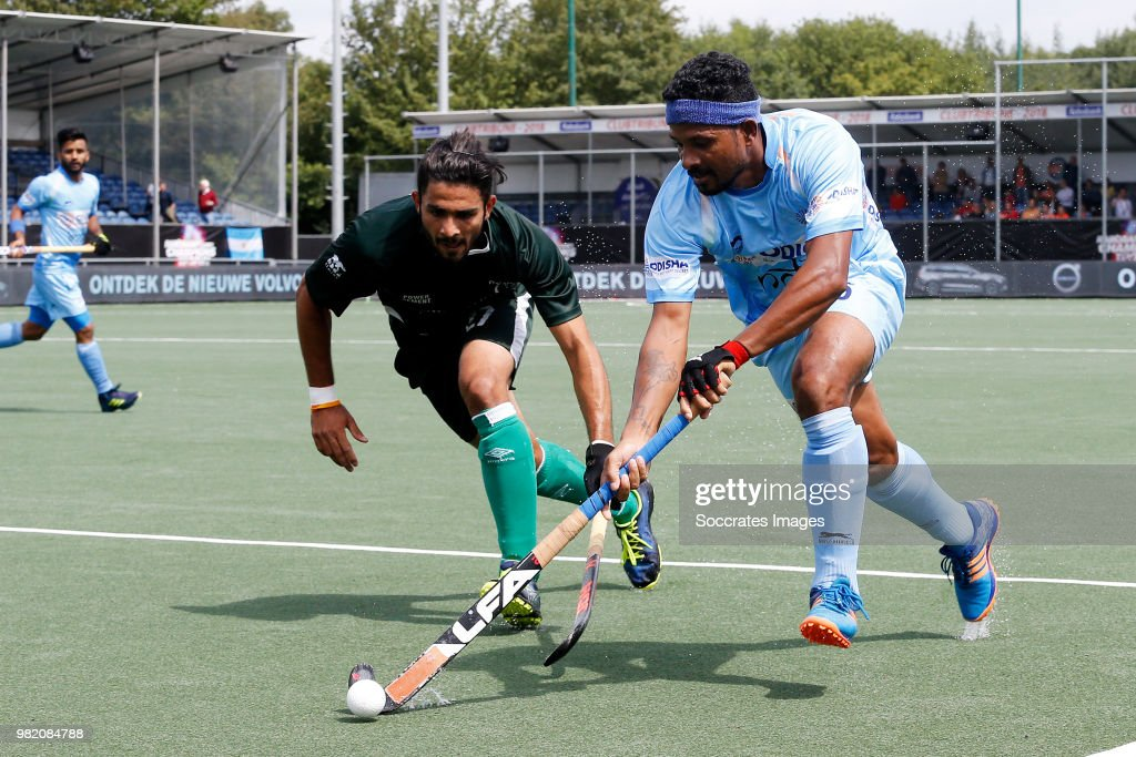 India v Pakistan - FIH Rabobank Hockey Champions Trophy