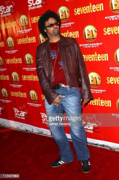 Shaggy during Seventeen Magazine's New Star Showcase at Roseland Ballroom in New York City New York United States