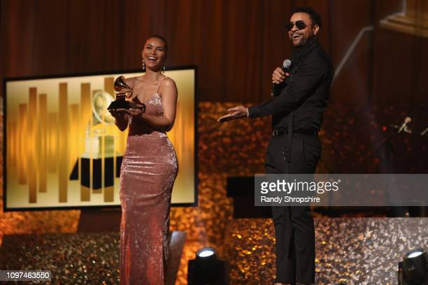Shaggy hosts the 61st Annual Grammy Awards pretelecast show at Microsoft Theater on February 10 2019 in Los Angeles California