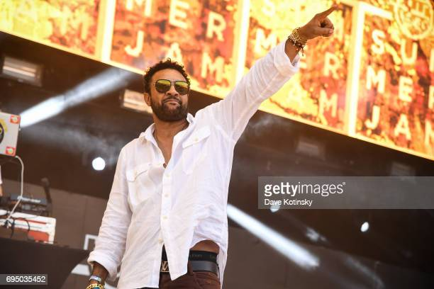 Shaggy performs at HOT 97 Summer Jam 2017 at MetLife Stadium on June 11 2017 in East Rutherford New Jersey