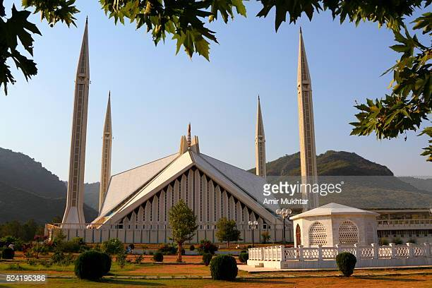 Shah Faisal Mosque And Late General Zia Ul Haq Mousoleum