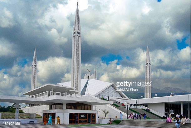 CONTENT] Shah Faisal Mosque in Islamabad Pakistan is a beautiful contemporary example of mosque architecture Designed by a Turkish architect this...
