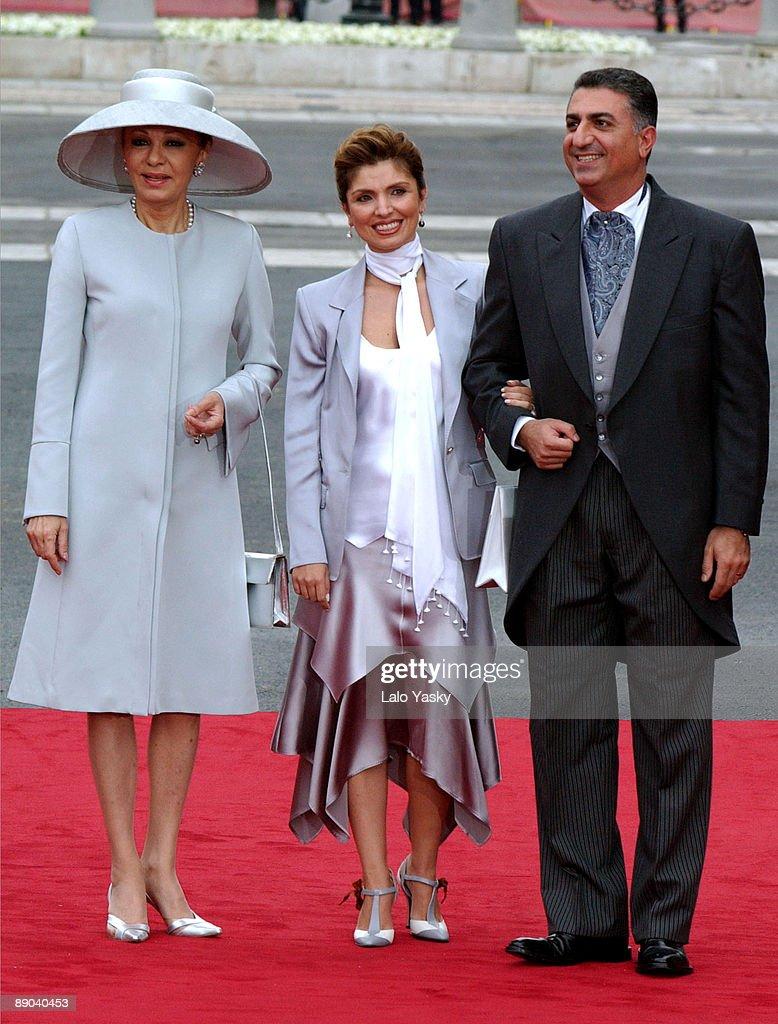 Royal Wedding Between Prince Felipe of Spain and Letiza Ortiz : News Photo