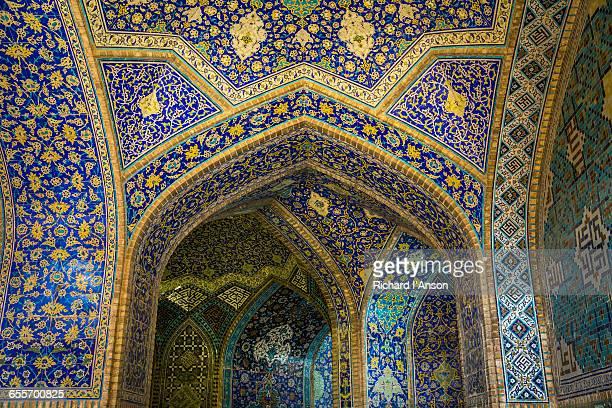 Shah or Imam Mosque on Naqsh-e Jahan Square