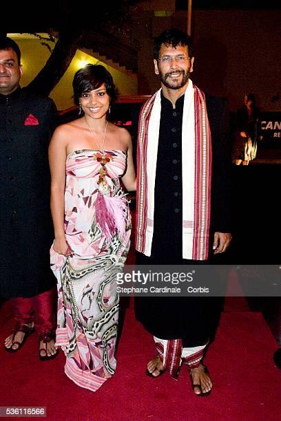 Shahana Goswami and Milind Soman at 5 Th Ile de La Reunion Film Festival Ceremony
