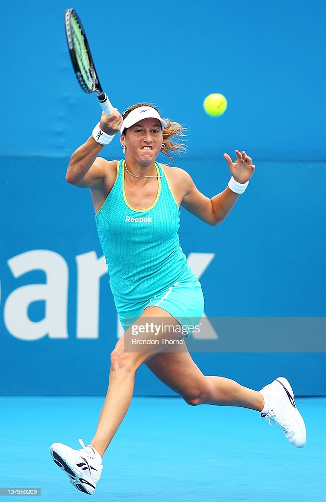Medibank International 2011 - Day 2