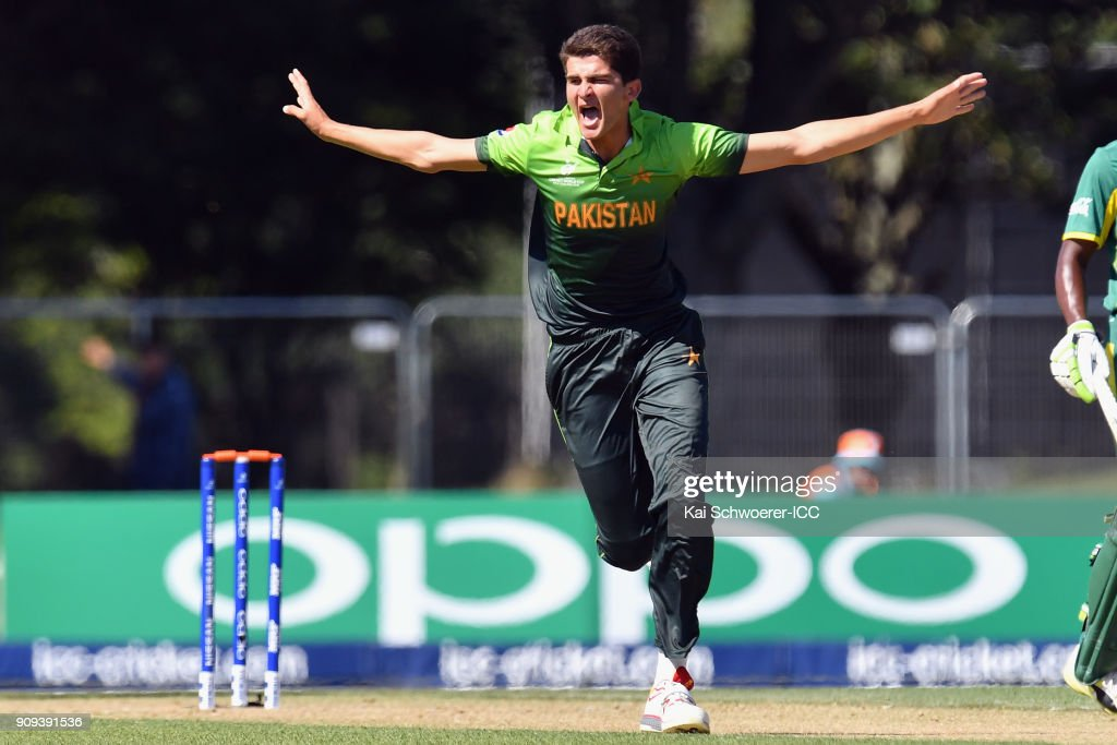 ICC U19 Cricket World Cup QF2 - Pakistan v South Africa