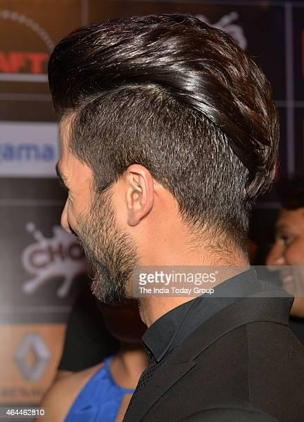 Shahid Kapoor flaunts his new hair style