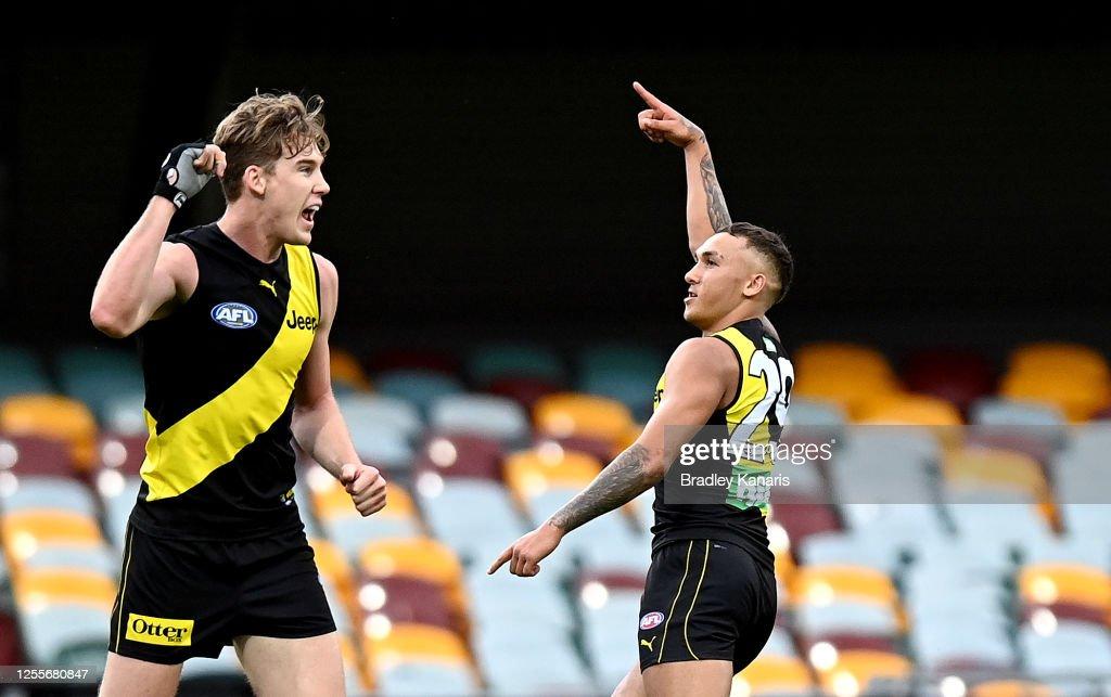 AFL Rd 6 - Richmond v Sydney : News Photo