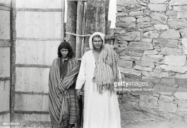Shaikh Muhammad ibn Hadi of Darb Saudi Arabia 06 February 1937