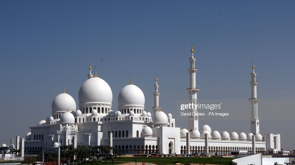 City Views Abu Dhabi Pictures Getty Images