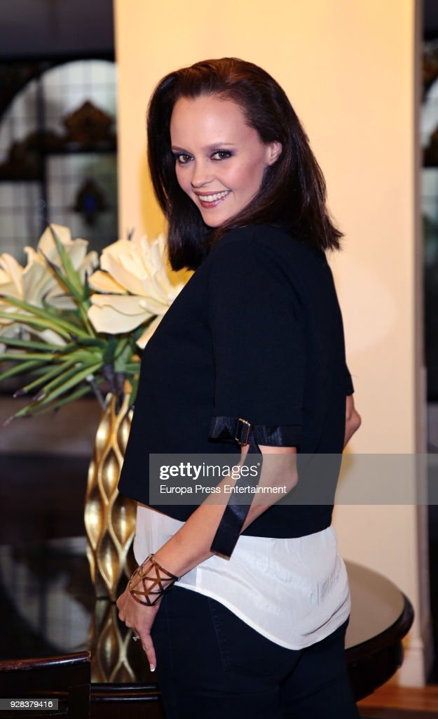 Shaila Durcal Poses For A Photo Session In Madrid