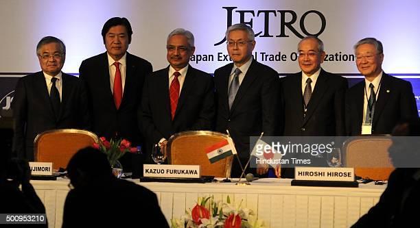 Shailendra Roy Member of the Board and Whole time Director Tetsuro Tomita President and CEO East Japan Railway Company Yoshiaki Fujimori President...