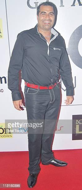 Shailendra Singh during Gitanjali's WOW Awards held at Taj Lands End in Bandra Mumbai