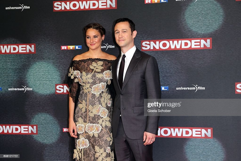 'Snowden' Europe Premiere In Munich : News Photo