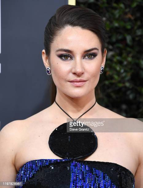Shailene Woodley arrives at the 77th Annual Golden Globe Awards attends the 77th Annual Golden Globe Awards at The Beverly Hilton Hotel on January...