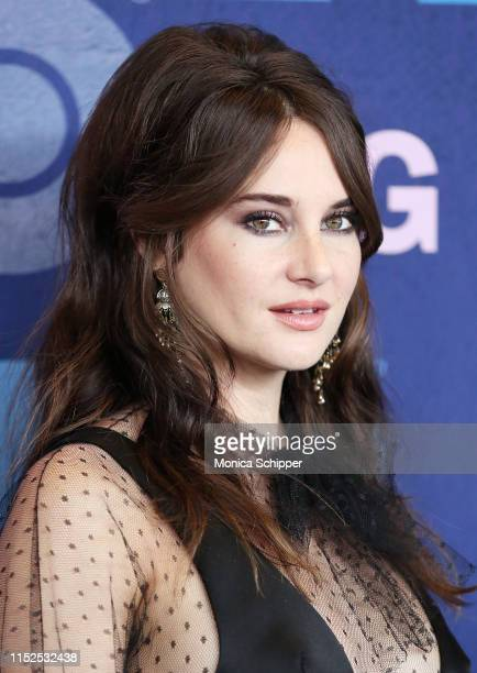 "Shailene Woodley attends the ""Big Little Lies"" Season 2 Premiere at Jazz at Lincoln Center on May 29, 2019 in New York City."