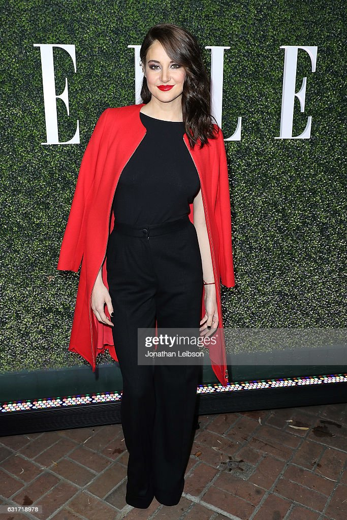 ELLE's Annual Women In Television Celebration 2017 - Red Carpet