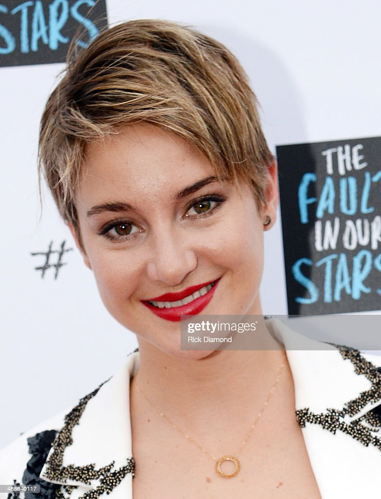 Shailene Woodley Attends Quot The Fault In Our Stars