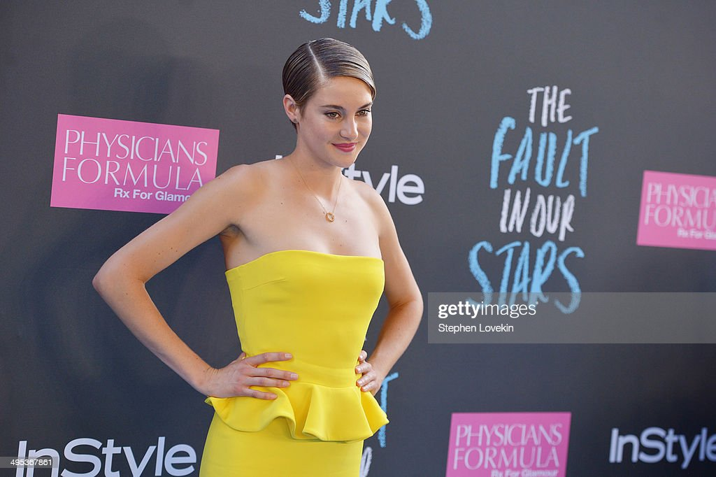 """The Fault in Our Stars"" New York Premiere - Arrivals : News Photo"