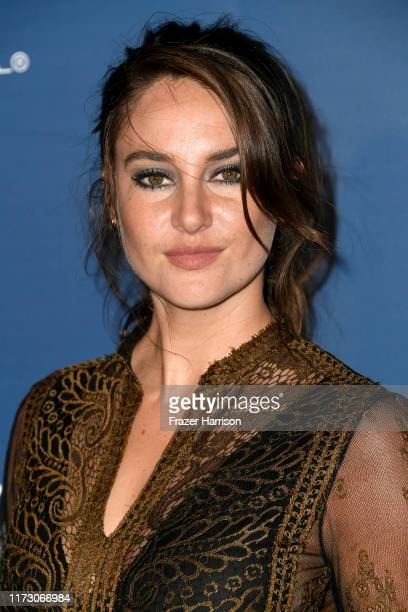 Shailene Woodley attends the HFPA/THR TIFF PARTY during the 2019 Toronto International Film Festival at Four Seasons Hotel on September 07, 2019 in...