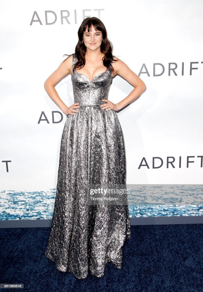 "Premiere Of STX Films' ""Adrift"" - Arrivals"