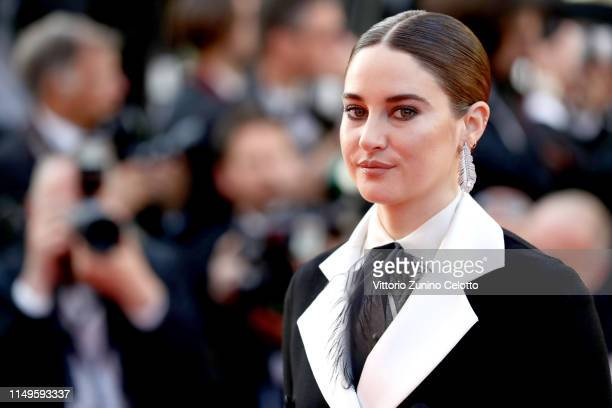 """Shailene Woodley attends the screening of """"Rocketman"""" during the 72nd annual Cannes Film Festival on May 16, 2019 in Cannes, France."""