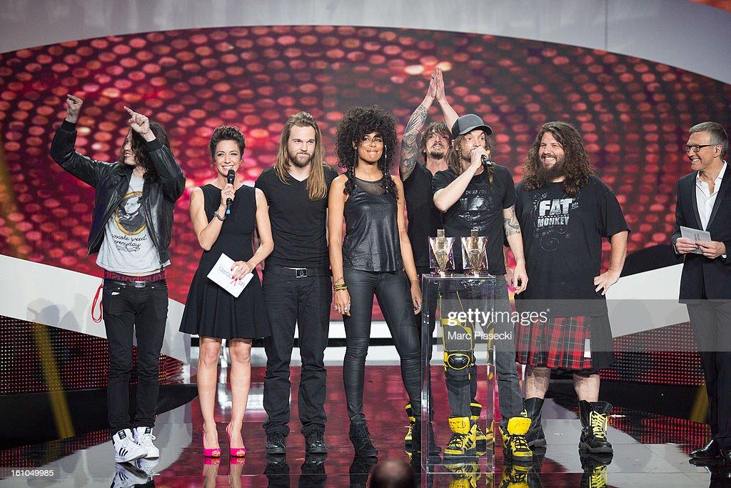 Les Victoires de La Musique 2013 - Show
