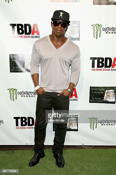 Shaka Smith attends Lyme Light The Concert Benefiting The TickBorne Disease Alliance at El Rey Theatre on May 1 2014 in Los Angeles California
