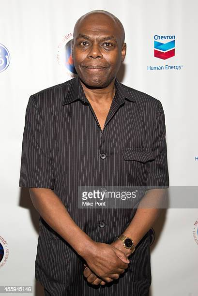 Shaka Ssali attends The 30th Annual AfricaAmerica Institute Awards Gala at Gotham Hall on September 22 2014 in New York City