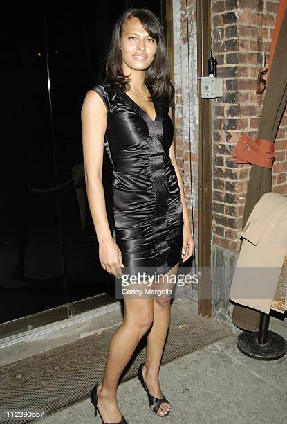 Shakara Singh during Cain Celebrates the Anniversary of Bunny Chow Tuesdays April 11 2006 at Cain in New York City New York United States