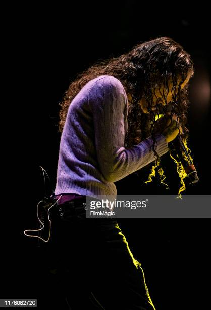 Shake performs onstage during 2019 Life Is Beautiful Festival Huntridge Stage Day 1 on September 20 2019 in Las Vegas Nevada
