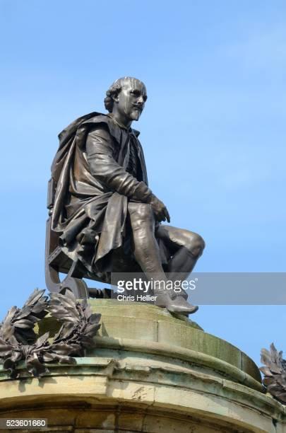 Shakespeare Monument (1888) Stratford-upon-Avon