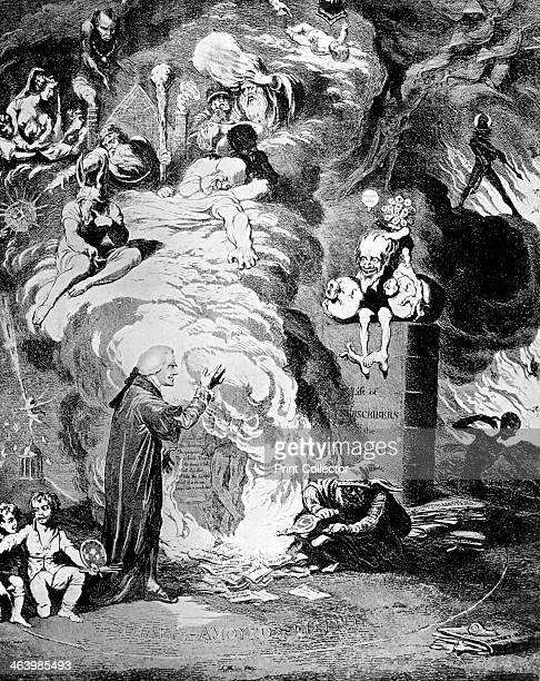 'Shakespeare sacrificed or the offering to avarice' 1789 Publisher John Boydell commissioned paintings illustrating subjects from Shakespeare's plays...