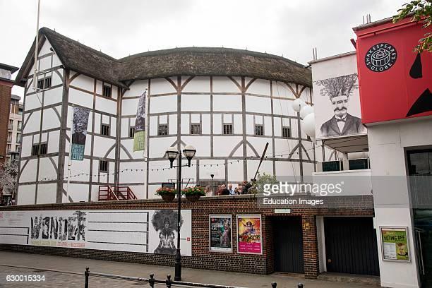 Shakespeare's Globe Theater London England