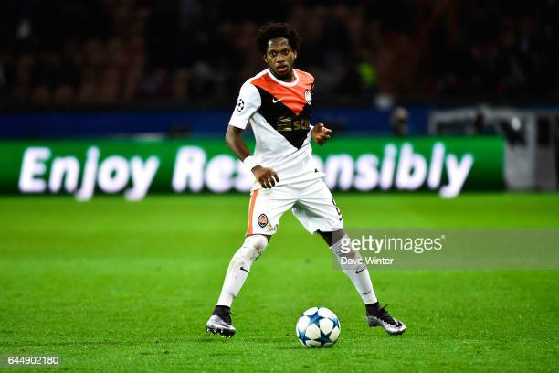 FRED PSG / Shakhtar Donetsk Ligue des Champions Photo Dave Winter / Icon Sport