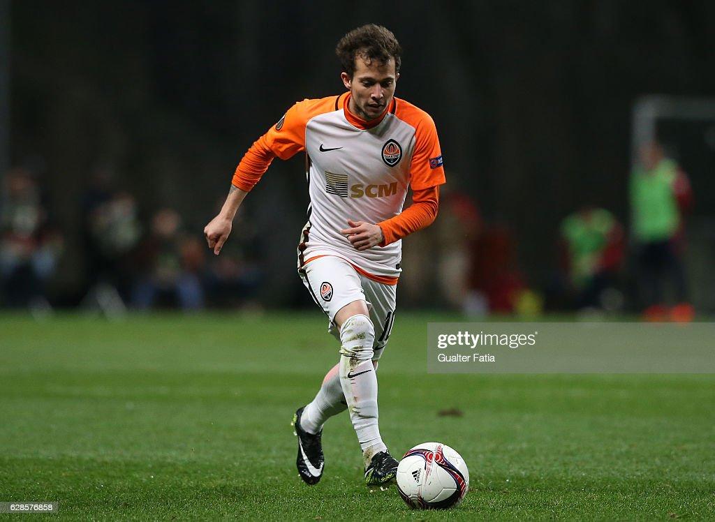 SC Braga v FC Shakhtar Donetsk - UEFA Europa League : News Photo