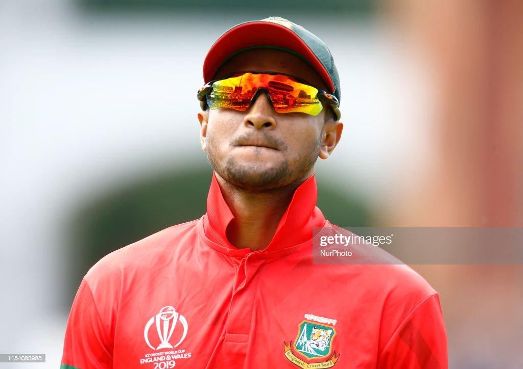Pakistan v Bangladesh - ICC Cricket World Cup 2019 : News Photo
