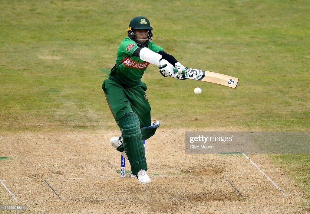Bangladesh v India - ICC Cricket World Cup 2019 : News Photo
