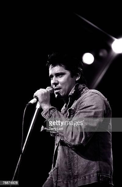 Shakin Stevens Performing Live NEC, Birmingham, England