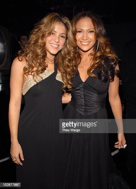 Shakira and Jennifer Lopez **Exclusive Coverage**